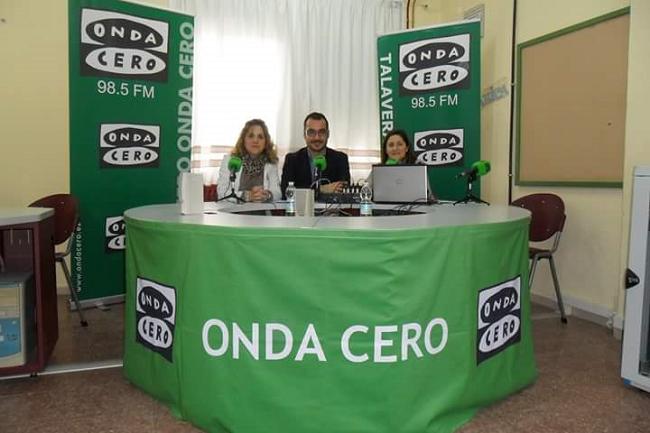 Programa de Radio Onda Cero Talavera en el CEIP